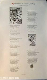 A New Sonnet of a Knight & a Faire Virgin