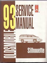 1993 Oldsmobile Silhouette Service Manual