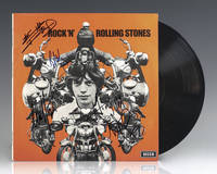 Rock 'N' Rolling Stones Signed LP.