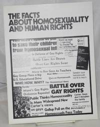 The Facts About Homosexuality and Human Rights