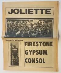 image of Joliette: soutenons les grévistes de Firestone, Gypsum, Consol