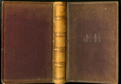 Paris: Furne et Cie, 1865. Hardcover (Quarter Leather). Very Good Condition. Contemporary quarter le...