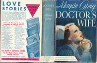 """Doctor\'s Wife  - by the Author of """"Professional Lover"""" & """"Castle in the Air"""""""