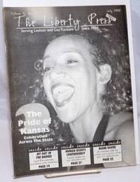 image of The Liberty Press: serving lesbian_gay Kansans since 1994 vol. 4, #11, July 1998; The Pride of Kansas