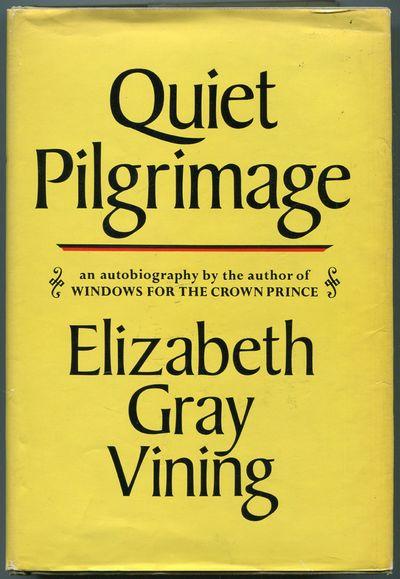 Philadephia: J.B. Lippincott Company, 1970. Hardcover. Near Fine/Near Fine. First edition. Octavo. 4...