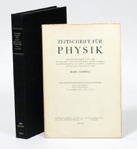 Plancks Gesetz und Lichtquantenhypothese [Planck's Law and Light Quantum Hypothesis]