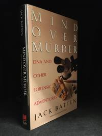 image of Mind Over Murder; DNA and Other Forensic Adventures