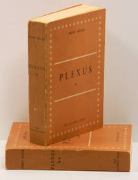 image of PLEXUS: The Rosy Crucifixion, Book Two [Volumes One and Two]