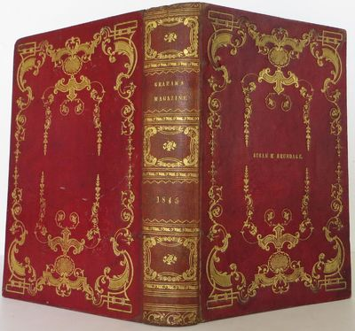 George R.Graham, 1845. 1st Edition. Hardcover. Very Good. First edition. Large thick quarto. Publish...
