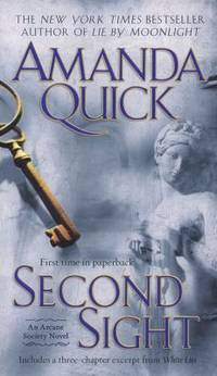 image of Second Sight (The Arcane Society, Book 1)