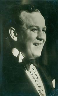 Signed Photograph of Jack Hylton. Original autograph