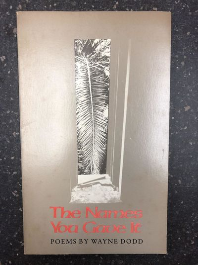 Baton Rouge, LA: Louisiana State University Press, 1980. First Edition. Softcover. Octavo, 69 pages;...