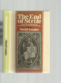 The End of Strife: Papers from the Colloquium of the Commission Internationale d'Histoire Ecclesiastique Comparee Held at Durham 1981