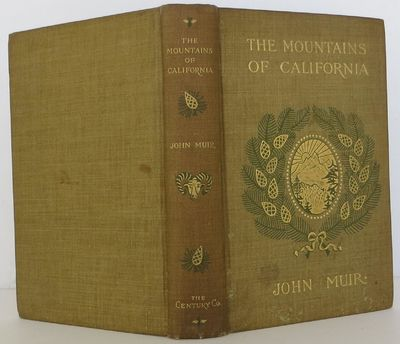The Century Co, 1894. 1st Edition. Hardcover. Very Good/No Jacket. A very good first edition SIGNED ...