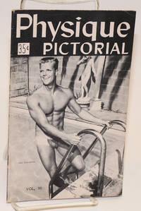 Physique Pictorial vol. 10, #1, June 1960