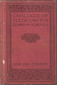 image of 1912 Publisher's Illustrated Catalog of Textbooks for Common Schools with  Price List