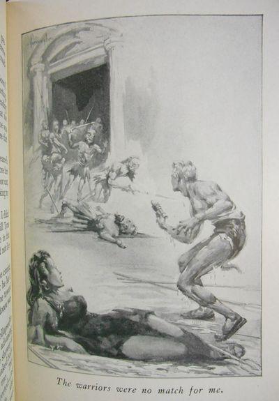 Tarzana: Edgar Rice Burroughs, Inc, 1946. First Edition. Hardcover. Near Fine/Very Good. Burroughs, ...