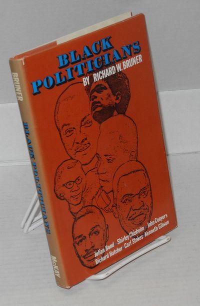 New York: McKay, 1974. Hardcover. 119p., remainder mark bottom edge otherwise a very good second pri...
