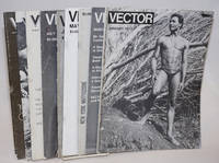 Vector; vol. 9, #1, January 1973 - vol. 9, #12, December 1973 (broken run of 9 issues)