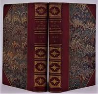 Le Moyen de Parvenir.Two Volumes. Nouvelle édition, collationnée sur les textes anciens, avec Notes, Variantes, Index, Glossaire et Notice bibliographique par un Bibliophile campagnard.