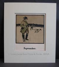 September: Shooting