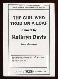 New York: Alfred A. Knopf, 1993. Softcover. Fine. First edition. Uncorrected Proof. Fine in wrappers...