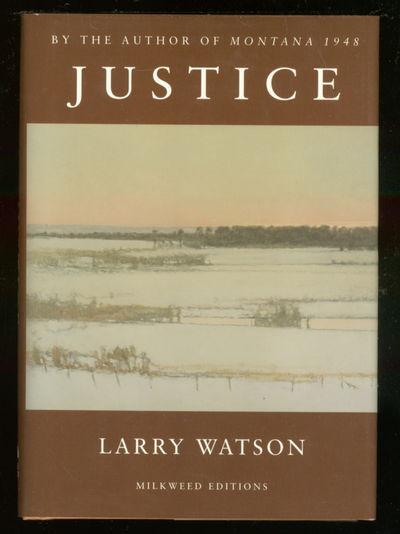 Minneapolis: Milkweed Editions, 1995. Hardcover. Fine/Fine. Reprint. Fine in a fine dustwrapper. Sig...