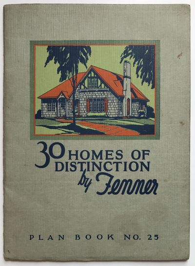 Portland, 1928. Very good.. 51,pp. Folio. Original pictorial wrappers, stapled. Light wear and soili...