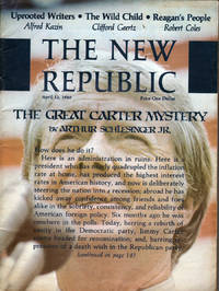 image of The New Republic April 12, 1980