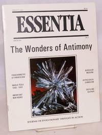 Essentia: Journal of Evolutionary Thought in Action, Vol. 2, Winter 1981