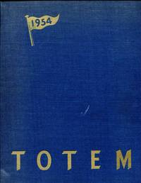 image of The Totem: U.B.C. Yearbook 1954