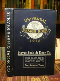 Universal Design Book 1913 Steves Sash and Door Co