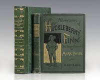 image of Adventures of Huckleberry Finn.