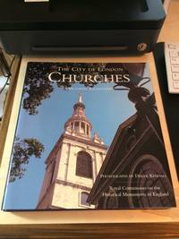 image of The City of London Churches: A Pictorial Rediscovery