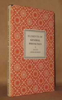 image of ELEMENTS OF GENERAL PHONETICS