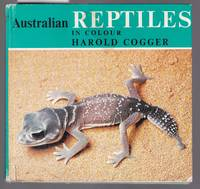 image of Australian Reptiles in Colour