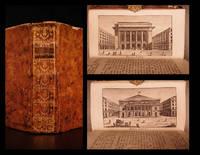 Almanach parisien, en faveur des etrangers et des voyageurs : indiquant par ordre alphabétique,...