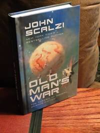 Old Man's War by  John Scalzi - First Edition - from Bodacious Books and Biblio.com