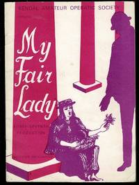 image of My Fair Lady: St. George's Theatre Kendal Programme