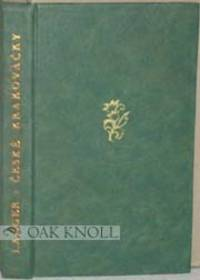 SMUTNÉ LÁSKY HRANY: CESKÉ KRAKOVÁCKY by  Jos[ef] Jaroslav Langer - Hardcover - 1940 - from Oak Knoll Books/Oak Knoll Press and Biblio.co.uk