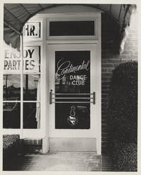 [Photo Album Scrapbook of The Continental Dance Club]