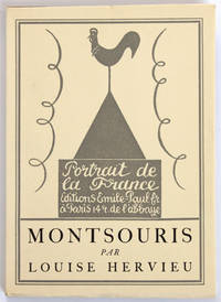 Montsouris. Frontispice de Louise Hervieu.