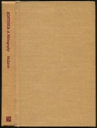 image of Theodore Roethke: A Bibliography (The Serif Series: Bibliographies and Checklists, Number 27)