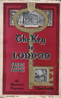 The Key to London Great Britain and Ireland, December 1927