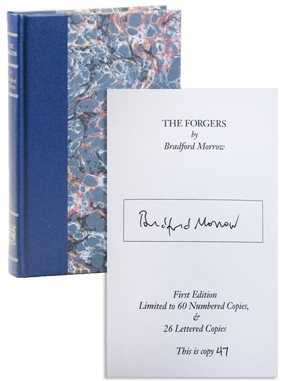 New York: Mysterious Press, 2014. First Edition. Limited Issue, one of 60 numbered copies signed by ...