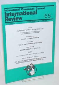 image of International Review Number 65.  2nd Quarter 1991