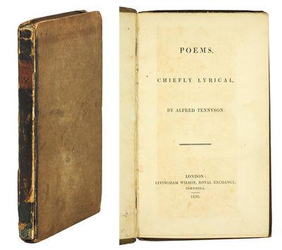 Poems, Chiefly Lyrical.