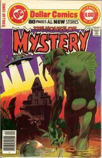 HOUSE OF MYSTERY #255, December, Dec. 1977
