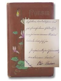 image of Poesie [Edwardian Era Manuscript Volume of Verse in German]