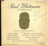 Paul Whiteman 50th Anniversary Album G.A. 33-901 (LPs) (SIGNED)